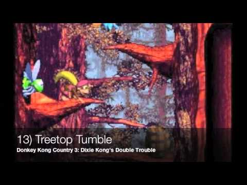 Top 20 Video Game Music: Donkey Kong Country series (SNES)