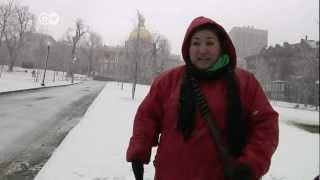 Massive snowstorm hits US East Coast | Journal