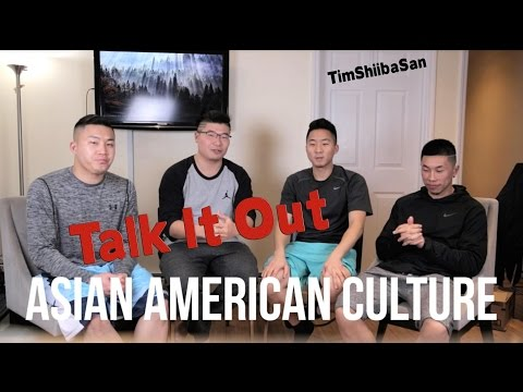 Talk It Out: Do Asian Americans Have Their Own Culture? ft. The Fung Brothers and Hoop and Life