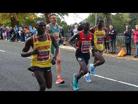 Cardiff Half Marathon 2018 - FULL RACE