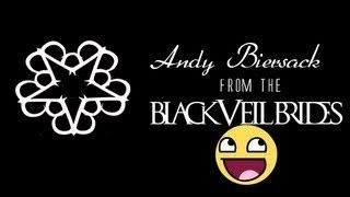 Andy Biersack: Funny Moments - Part 2
