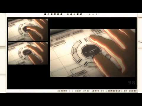 039 - Nostromo_vx - Galaxy Bounce - Andy Hunter - Life Light - Pale Cocoon (OAV)_making-of