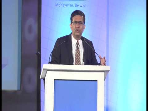 Speech by Shri Ashishkumar Chauhan at BSE - D&B Equity Broking Awards