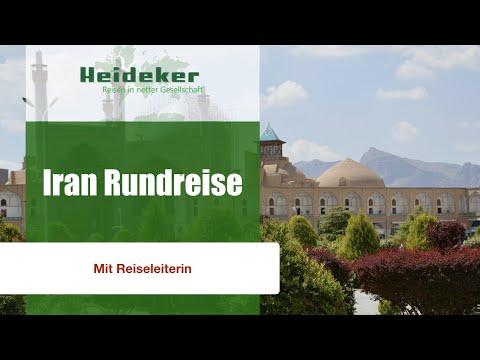 Iran-Rundreise mit Reiseleiterin - www.heideker.de