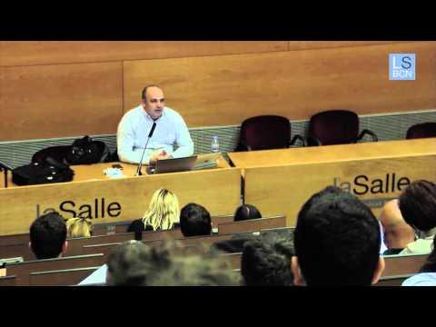 """""""Los principales errores de los emprendedores"""", una conferencia de Carlos Blanco"""