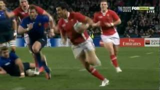 Welsh Rugby at its very best