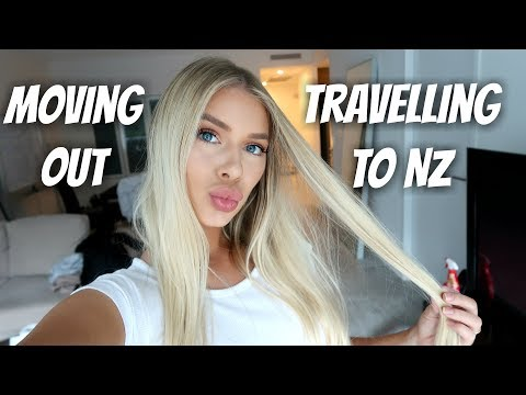 Moving Out  Travelling To New Zealand  Dealing With Mean Comments