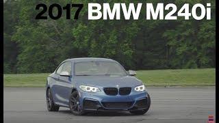 BMW M240i Hot Lap at VIR   Lightning Lap 2017   Car and Driver