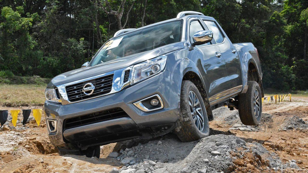 Nueva Nissan NP300 Frontier en Colombia - Lanzamiento ...