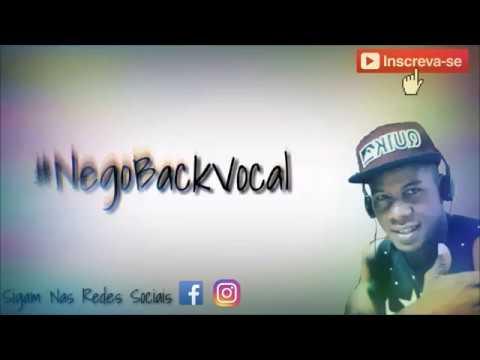 A ele a Glória - Harmonia vocal #NegoBackVocal
