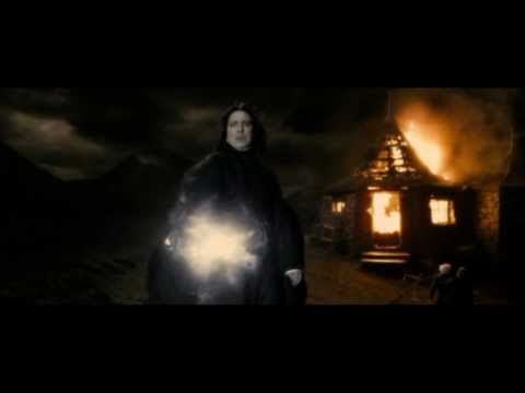 Severus Piton vs Harry Potter