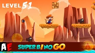 Super Bino Go LEVEL 51