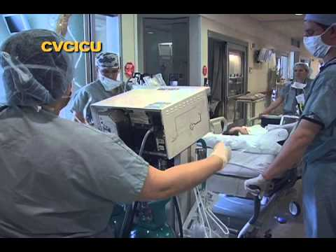 Your Lung Transplant Surgery At The University Of Michigan (10 Of 17)