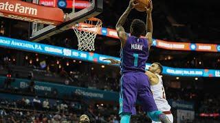 Malik Monk - NBA Dunk Tracker Highlights - Every 2019 Dunk (October & November)