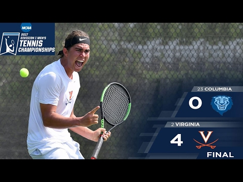 MEN'S TENNIS: NCAA 2nd Round - Columbia