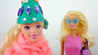 Видео для девочек. Барби - стиль! Куклы Барби