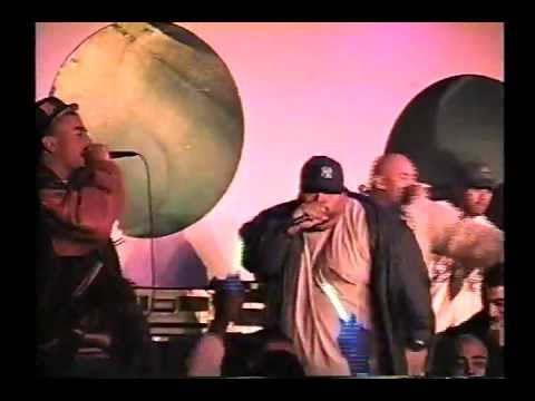 Big Pun & Cuban Link Live Off the Books