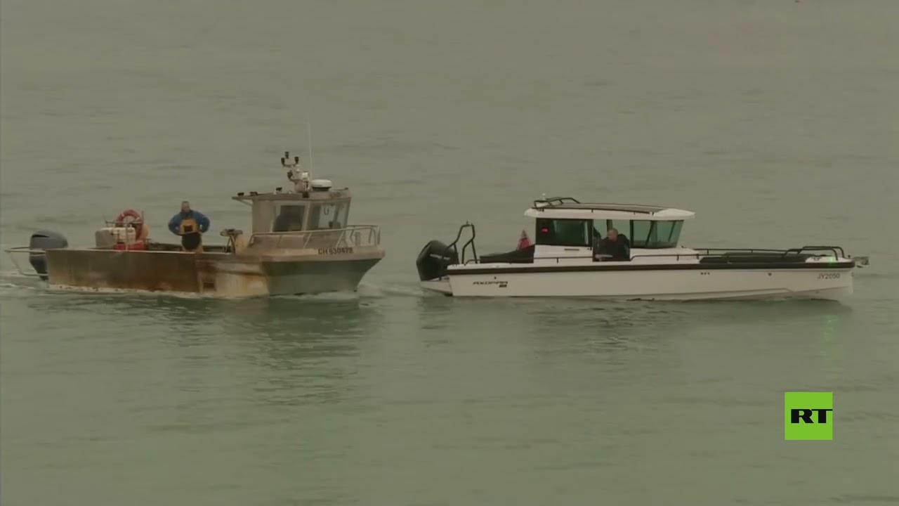 في حمى المواجهة.. تصادم قاربين بريطاني وفرنسي في جيرسي  - نشر قبل 4 ساعة