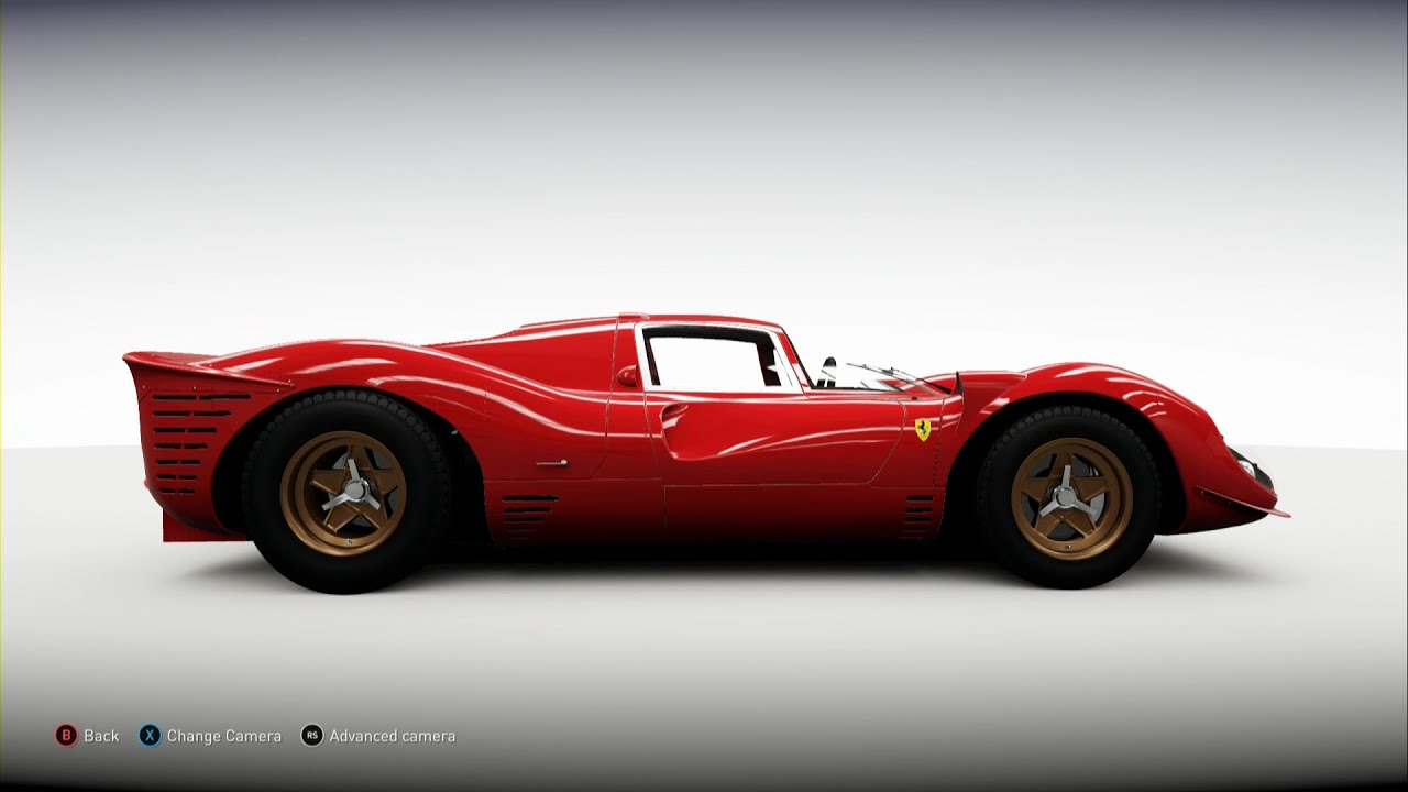 forza horizon 2 1967 ferrari 330 p4 youtube. Black Bedroom Furniture Sets. Home Design Ideas