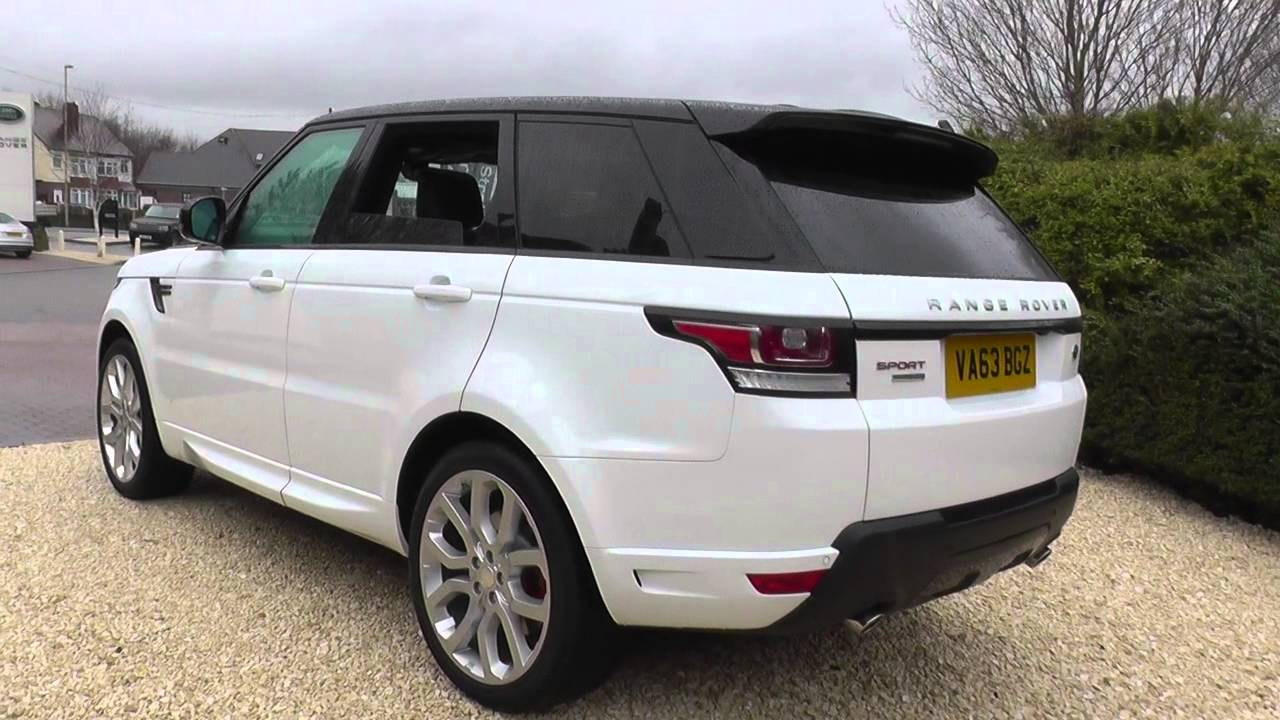 land rover all new range rover sport 2014 5my 4 4 sdv8. Black Bedroom Furniture Sets. Home Design Ideas