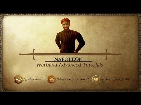 Advanced Warband Tutorials - Spearman