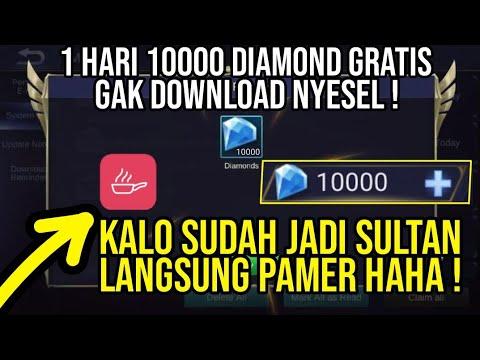 APLIKASI PENGHASIL 10000 DIAMOND GRATIS MOBILE LEGENDS !!!