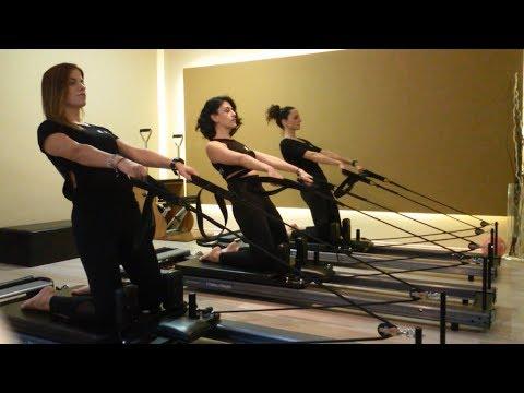 Pilates Reformer @Ethnic Fitness Club