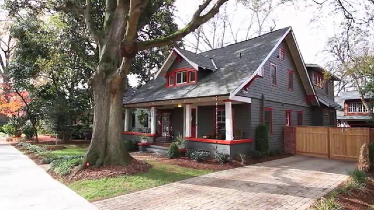 Carolina craftsman builders custom home renovation for Craftsman homes in charlotte nc