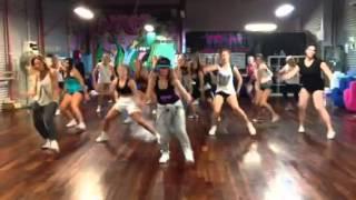 Hip hop dance class @wam