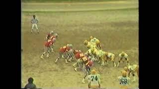 1981年11月 岡山大vs大阪外大 後半