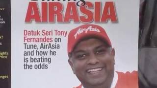 CEO AirAsia แจกตั๋วบินฟรีผ่านทวิตเตอร์