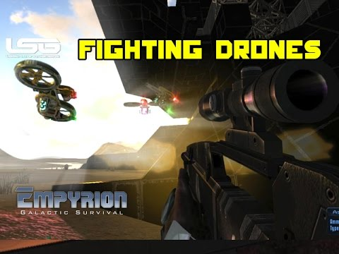 Empyrion GS  - AI Drones & Hostile Aliens