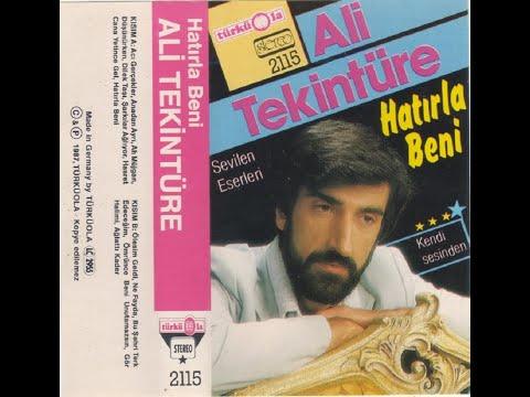 Ali Tekintüre Hatırla Beni (Türküola 2115) Kısım A Full Albüm indir