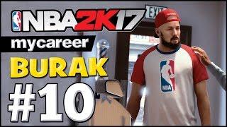 #10 KANKAM'LA ORANGE JUICE! | NBA 2K17 MyCAREER TÜRKÇE