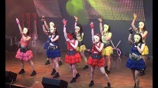 【2018年12月17日】仮面女子カフェ1部公演でスチームガールズを卒業し...