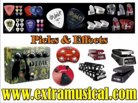 Extra Musical - Buy musical instruments, musical gear, musical equipment online.