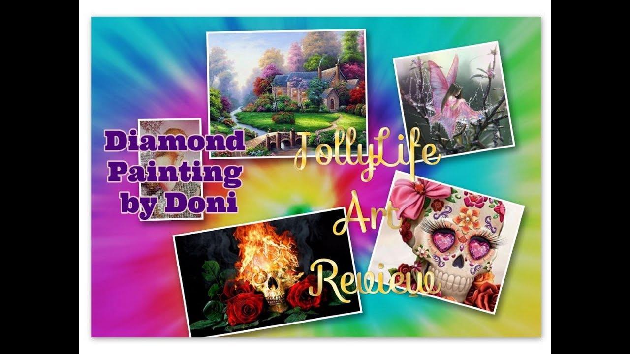 Tinmi Arts Diamond Painting