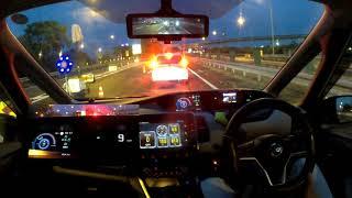 新型セレナ e-power 高速の渋滞でプロパイロット