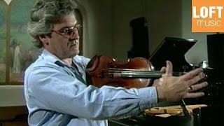 Pinchas Zukerman & Marc Neikrug: César Franck - Sonata in A major for Violin and Piano