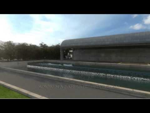 3D Animation: Kimbell Art Museum