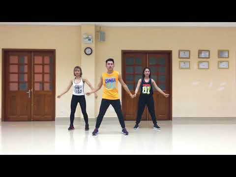 Despacito  Salsa Version Zumba choreography  V Passion