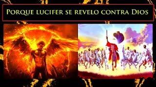 Las 3 teorias de porque Lucifer se revelo encontra de Dios thumbnail