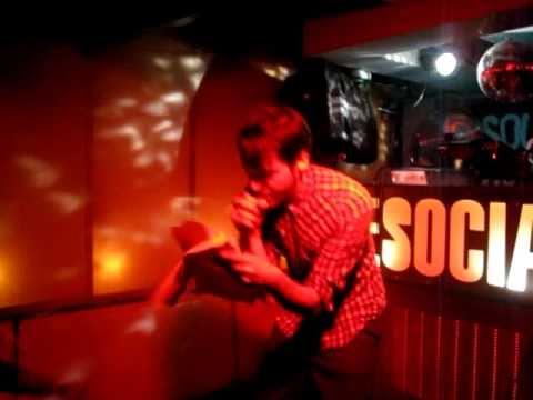 "Roots Manuva ""Witness (1 Hope)""... Geek From The Street @HipHopKaraoke"