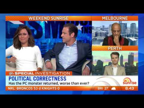 Argument heats up in Sunrise Interview between Andrew O'Keefe and Mark Latham