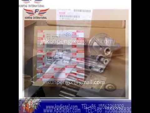 Isuzu diesel enigne and spare parts