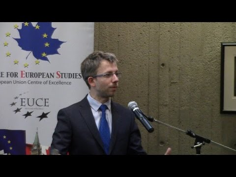 The EU's Role in the United Nations - Mr Roberto Storaci