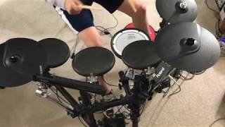 T-Shirt (Thomas Rhett) Drum Cover