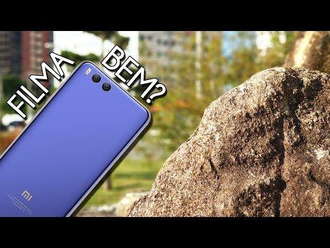 Xiaomi Mi6 - A câmera dele É BOA MESMO!? Teste de filmagem COMPLETO!