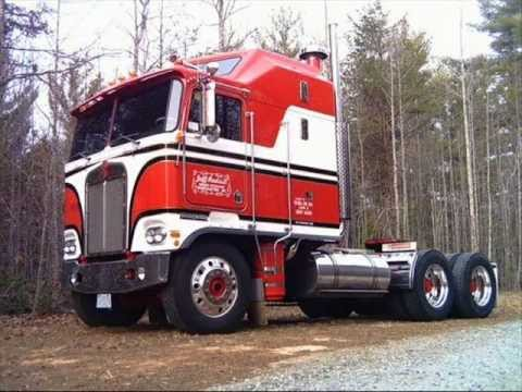 Classic Commercial Trucks - YouTube