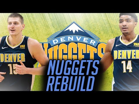THE NEW DYNAMIC DUO ARE A BEAST - DENVER NUGGETS REBUILD NBA 2K19  MYLEAGUE